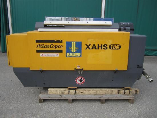 Atlas Copco XAHS 186-DD