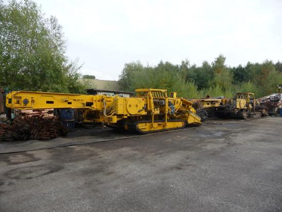 Voest Alpine Sandvik Alpine Miner AM75