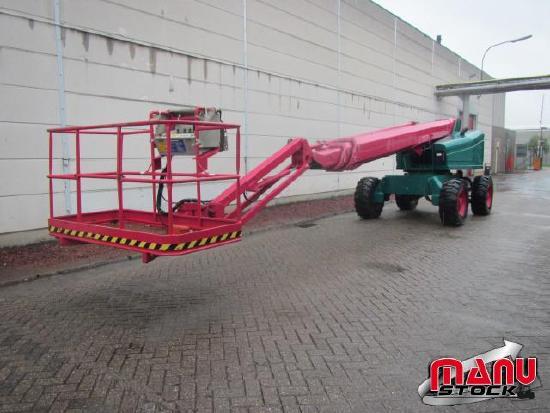 Hab T22 JD - generator