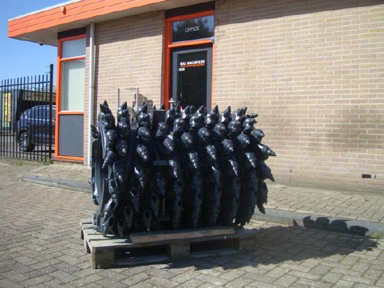 Bomag BM1200/35 Milling Drum