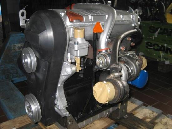 Deutz BF4M1008/LDW1204-TB4