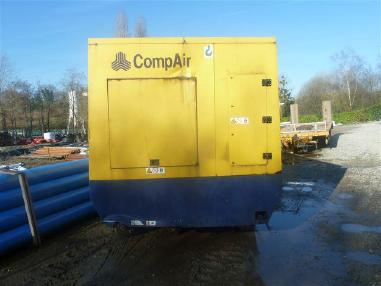мобилен компресор - Compair C 255-24