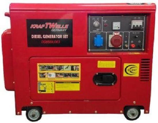 Generator 5,5 kw 230-400V