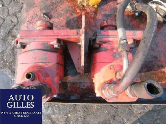 Volvo Hydraulics Hydraulikpumpe F11C-150