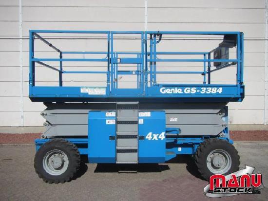 Genie GS3384RT - ANSI