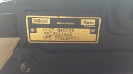 Terex Terex - Schaeff STEUERVENTIL 4-FACH / 5520661465 / HU07-040789 / BRS 980609432