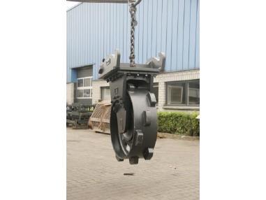 विविध - BePe Compaction Wheel-Verdichtingswiel 300 mm