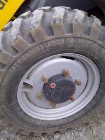 Cargadora de ruedas - Kramer 180