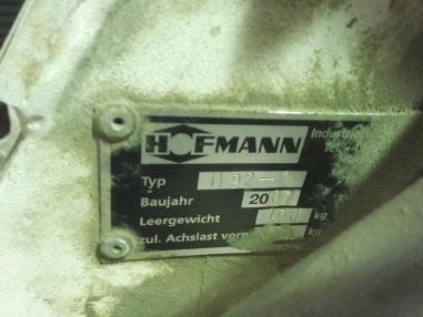 stroj za obilježavanje ulica - Hofmann H92-1