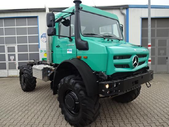 5023 Neu/4x4/Klima/NA/AHK 29.500 kg