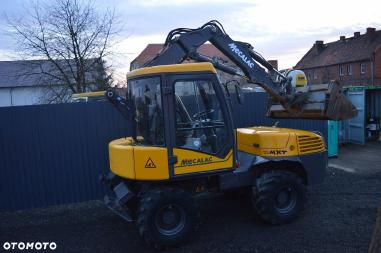 Excavator mobil - Mecalac 12 MXT 12mxt