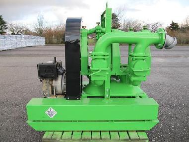 Impianto di trattamento delle acque sotterranee - HBG MH 60 H