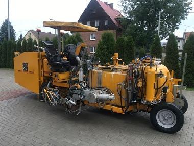 stroj za obilježavanje ulica - Ostalo Borum 350