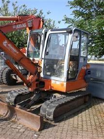 Mini excavator - Hitachi EX45-2
