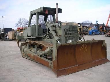 Bulldozer - Caterpillar CAT D7G  ***EX US ARMY ***