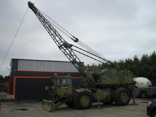 P&H M320RT EX US ARMY