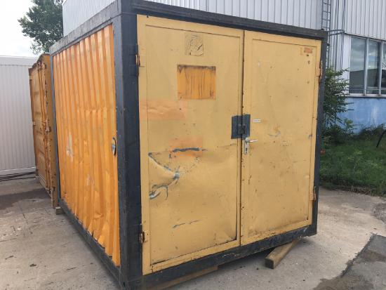 10' Materialcontainer/ Magazincontaine[X301001797]