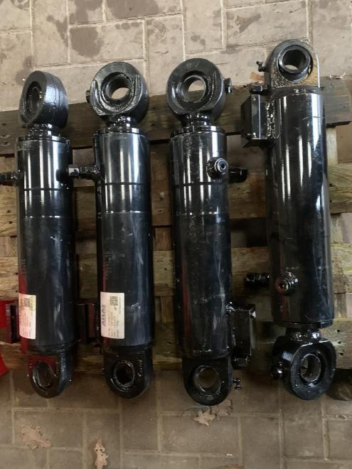 Atlas Zylinder Gleisanlage