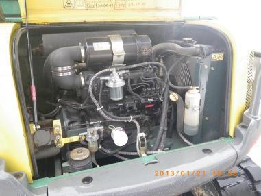 Minibagger - Yanmar B50