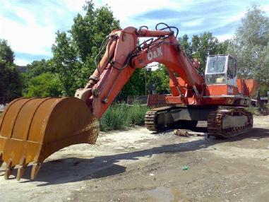 Tracked excavator - O&K RH 30