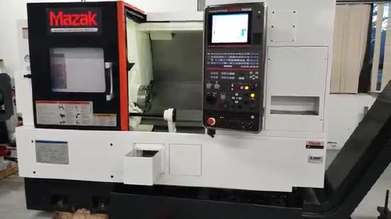 Mazak QUICK TURN NEXUS 250 II