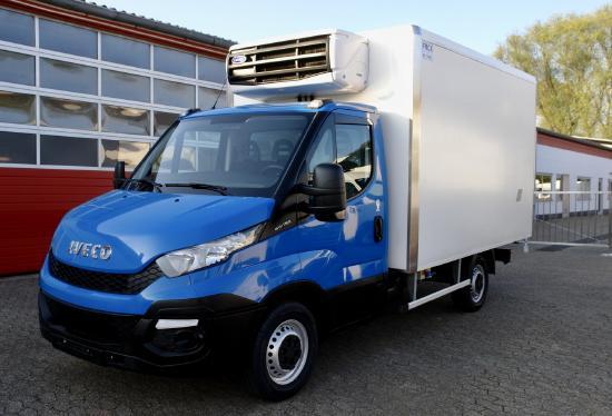 Iveco Daily 35S13 Tiefkühlkoffer Carrier Xarios 600 EURO 5
