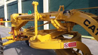 Grejdr - Caterpillar 14 E