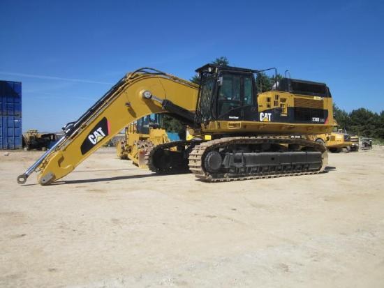 Caterpillar 374DL 374DLME