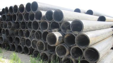 Draga de succión - Otro rohre dredging pipes