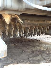 Bodenstabilisator - Wirtgen 2500 S