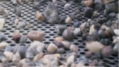 stationäre Siebanlagen - AGETHEN Siebbeläge Stahl, Gummi, Kunststoff
