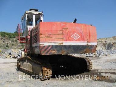 Escavatore cingolato - O&K RH40
