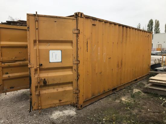20' Materialcontainer/ Magazincontaine[9415007510]