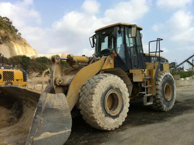 Alta - Caterpillar 966G II FOR SPARE PARTS