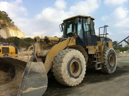 Caterpillar 966G II FOR SPARE PARTS