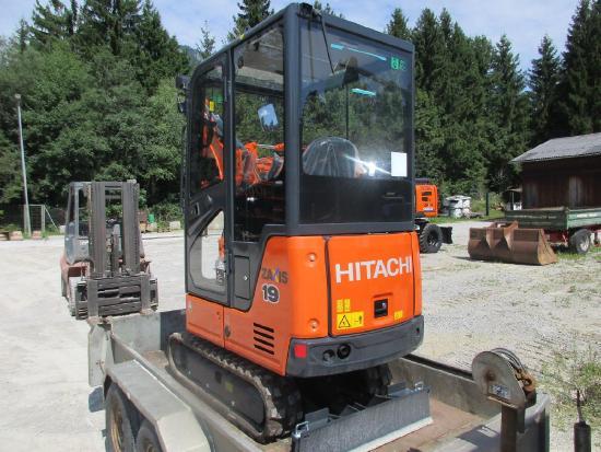 Hitachi ZX19-5A