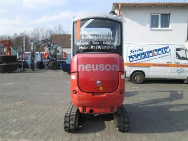 Мини-экскаватор - Neuson 1503RD