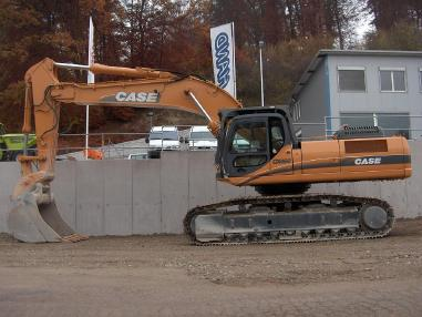 Tracked excavator - Case CX 460