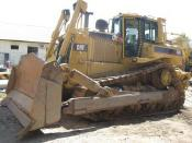 Caterpillar CAT D8R