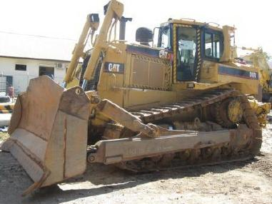 履带式推土机 - Caterpillar CAT D8R