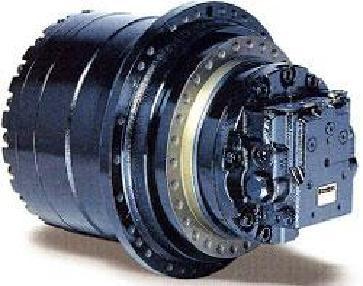 Miniescavatore - Altro FAHRMOTOR,endantrieb,final drive ALLE BAGGER