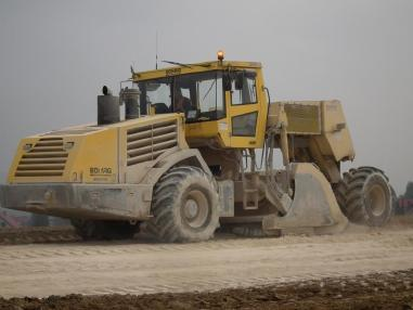 Soil Stabilizer - Bomag MPH125