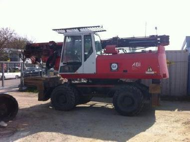 Heimachine - ABI ABI Mobilram RE 8000S