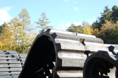 履带式自卸车 - Morooka MST2000 Gummiketten NEU