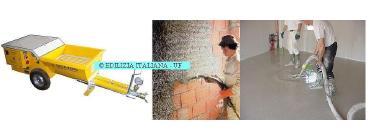 Divers - EDILIZIA ITALIANA-UF Mortar Pump / Pompa Intonacatrice / Egaline Pomp - VARIO