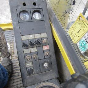 Mobiele graafmachine - O&K MH6 PMS