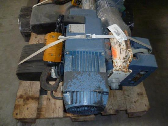 Demag Electric Chain Hoist RUDC-PRO20-1600H5V1 380-415