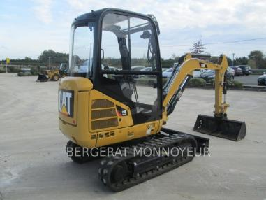 Tracked excavator - Caterpillar 302.4D