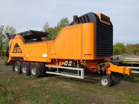 Doppstadt AK530 Profi Compact