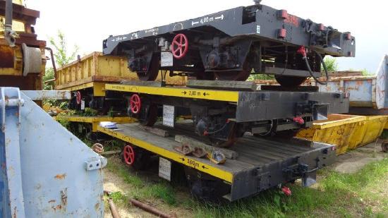 GKW-A Gleiswagen Anhänger SKL